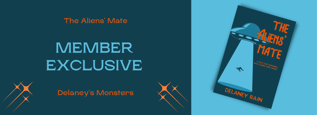 The Aliens' Mate Member Exclusive Chapter 1